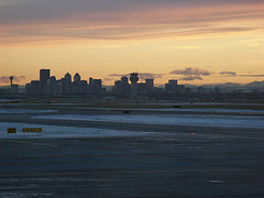 Calgary airport - by Paul Jerry - creative commones