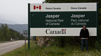 Jasper National Park Journal Travel Guide By Dh Wall