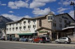 Whistler's Inn Jasper hotel