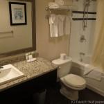 My bathroom at Marmot Lodge