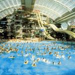 West Edmonton Mall Water Park - The place to be in the winter in Edmonton - Canadian Rockies