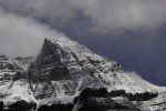 Mountains along the Icefield Parkway