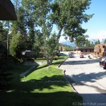 Grounds at Marmot Lodge